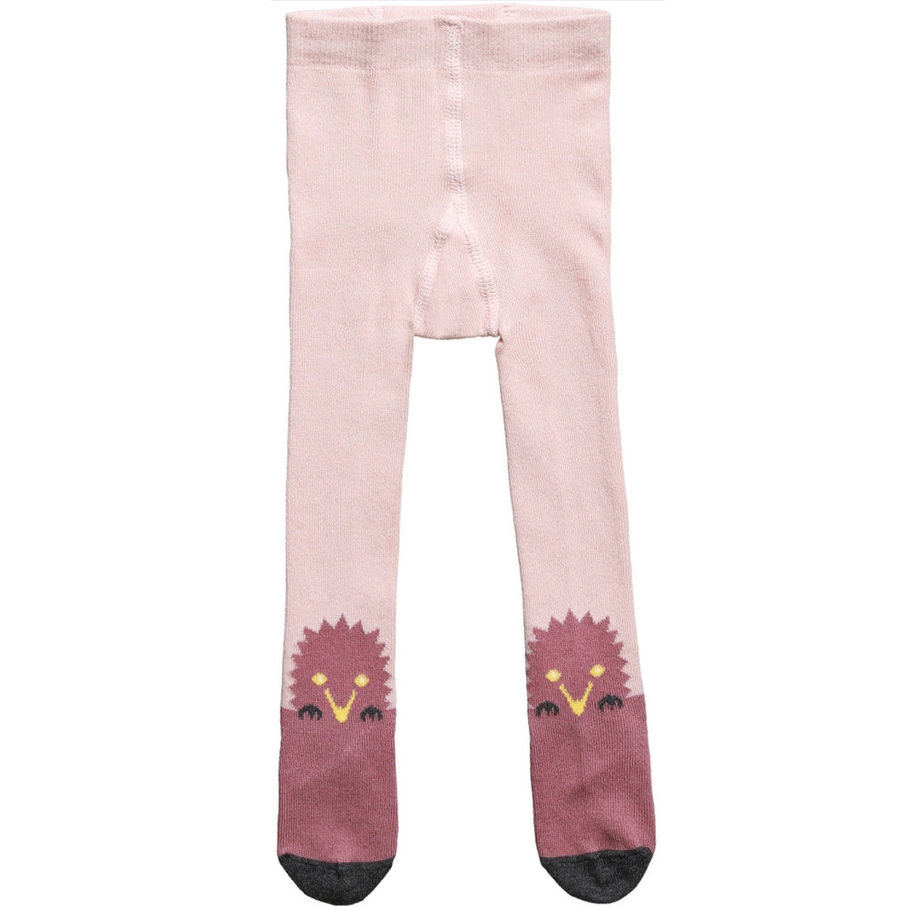 Stella McCartney Baby Girls Pink 'Hedgehog' Tights Baby Underwear, Socks & Tights Stella McCartney Kids [Petit_New_York]