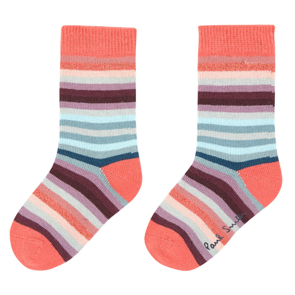 Paul Smith Boys Striped Socks Boys Underwear & Socks Paul Smith Junior [Petit_New_York]