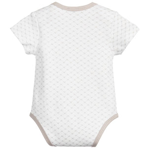 Armani Baby 4-piece Gift Set Baby Rompers & Onesies Armani Junior [Petit_New_York]