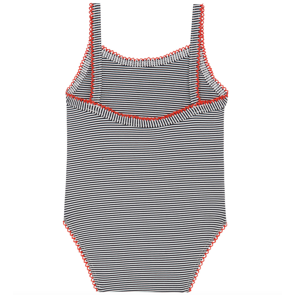 Petit Bateau Girls Striped Swimsuit Girls Swimwear Petit Bateau [Petit_New_York]