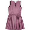 Fendi Girls 'Monster' Sleeveless Dress Girls Dresses Fendi [Petit_New_York]