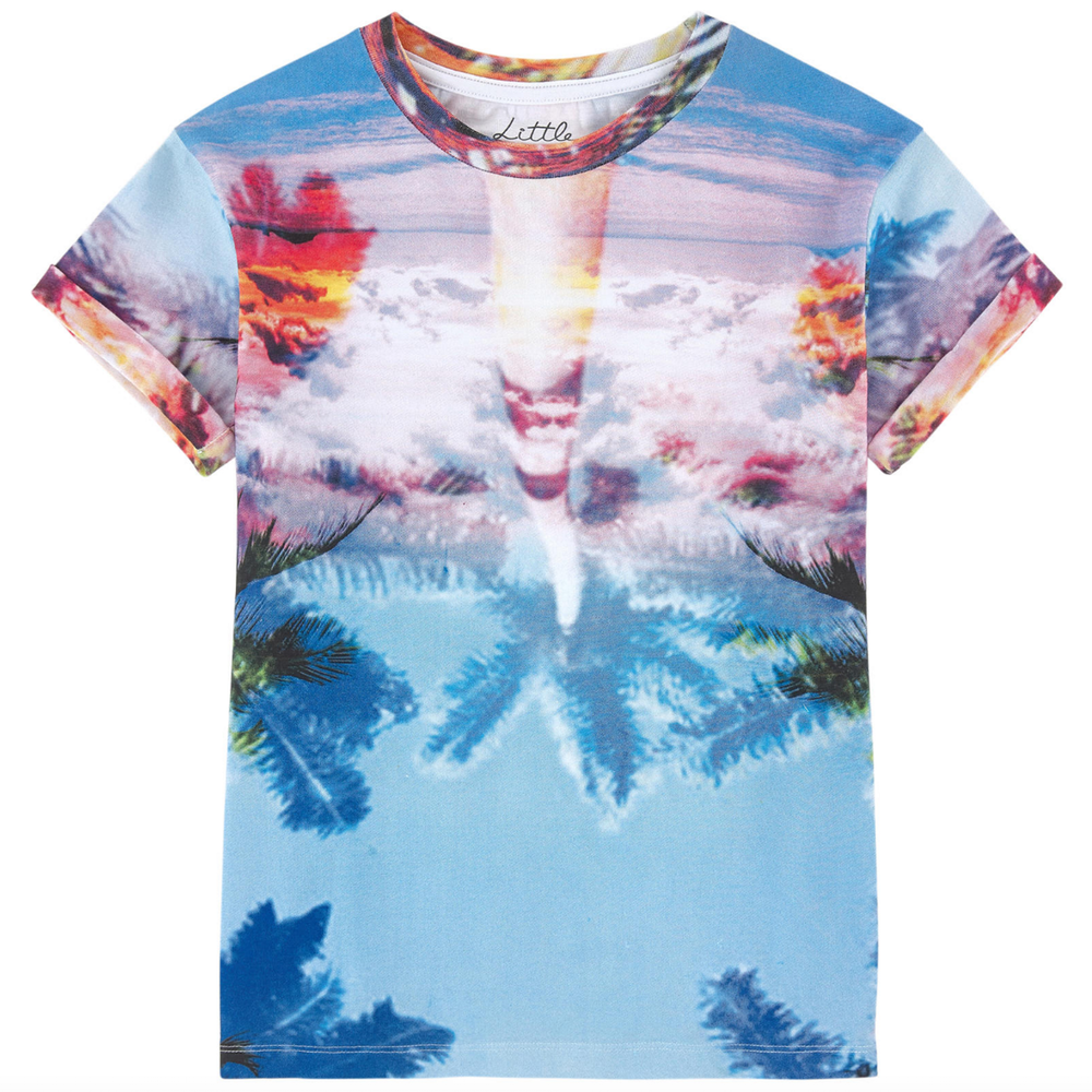 Eleven Paris Boys 'Coachella' T-shirt Boys T-shirts Little Eleven Paris [Petit_New_York]