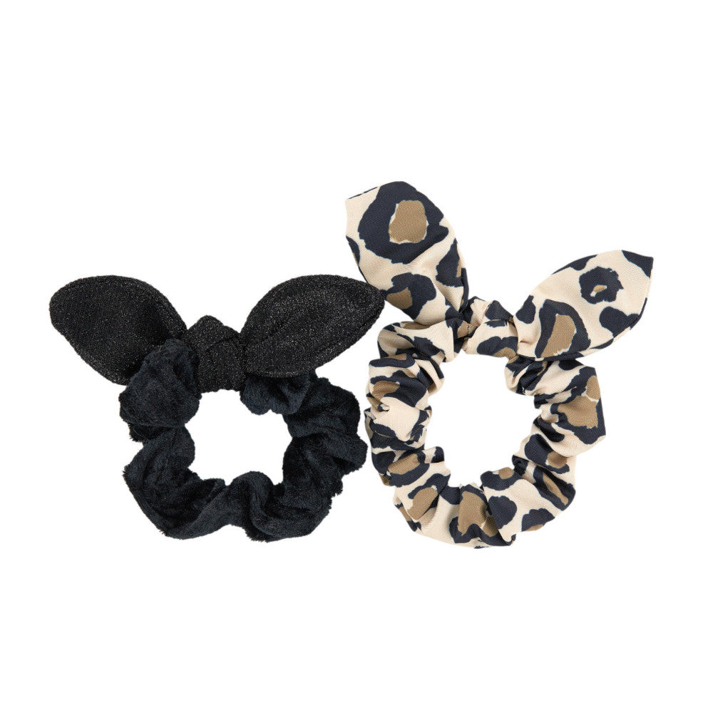 Little Marc Jacobs Girls Scrunchies Two-Pack Accessories Little Marc Jacobs [Petit_New_York]