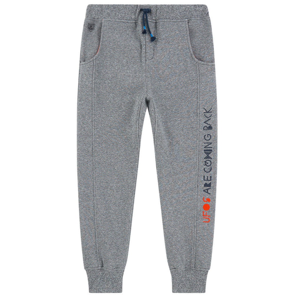Kenzo Boys Grey Sweatpants Boys Pants Kenzo Paris [Petit_New_York]