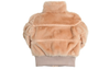 Armani Girls Faux-Fur Bomber Jacket Girls Jackets & Coats Armani Junior [Petit_New_York]