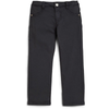 Armani Junior Girls Navy Blue Jeggings Girls Leggings Armani Junior [Petit_New_York]