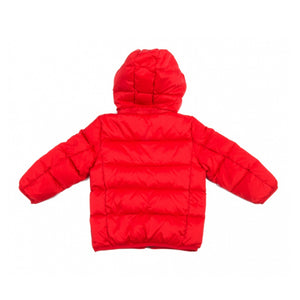 Baby Red Puffer Jacket (Unisex)