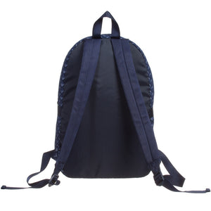Armani Junior Blue Logo Backpack (Unisex) Accessories Armani Junior [Petit_New_York]