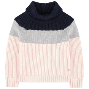 Armani Junior Girls Cashmere Blend Sweater Girls Sweaters & Sweatshirts Armani Junior [Petit_New_York]