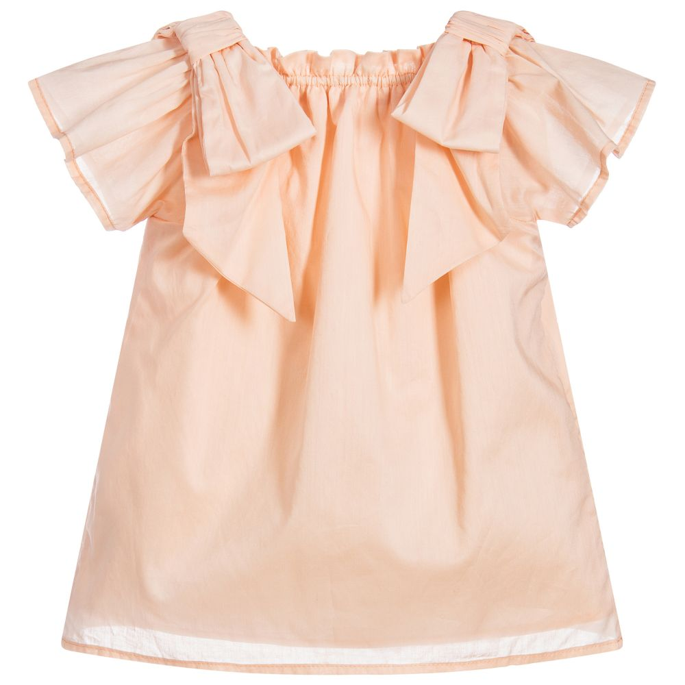 Girls Light Pink Blouse
