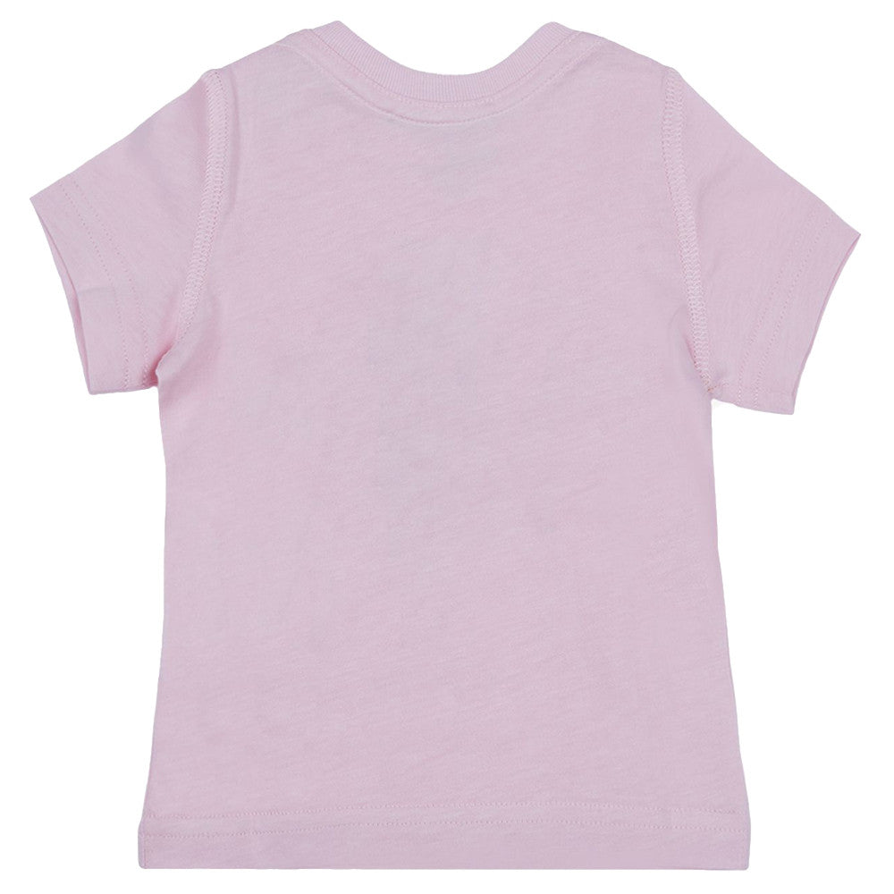 Dsquared2 Baby Girls Pink 'DD' T-shirt Baby T-shirts Dsquared2 [Petit_New_York]
