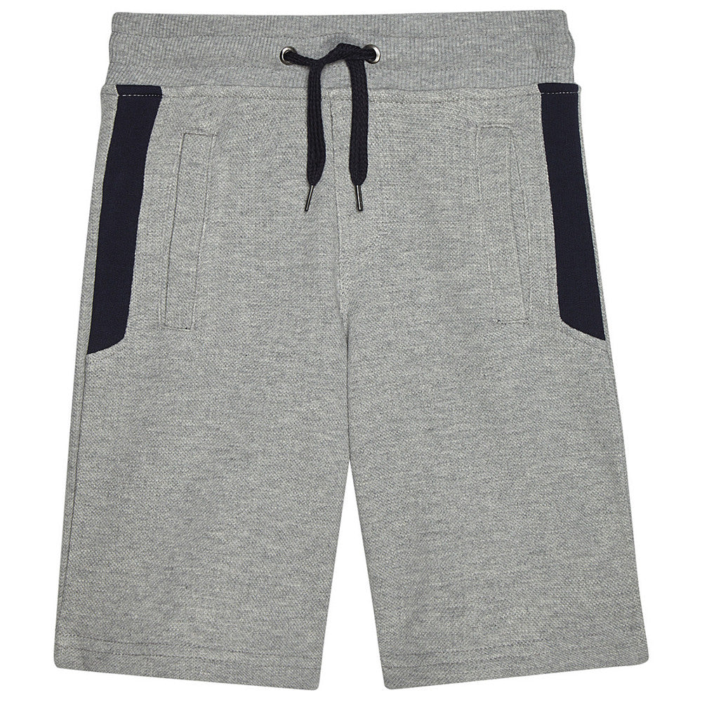 Hugo Boss Boys Cotton Pique Sweatshorts Boys Shorts Boss Hugo Boss [Petit_New_York]
