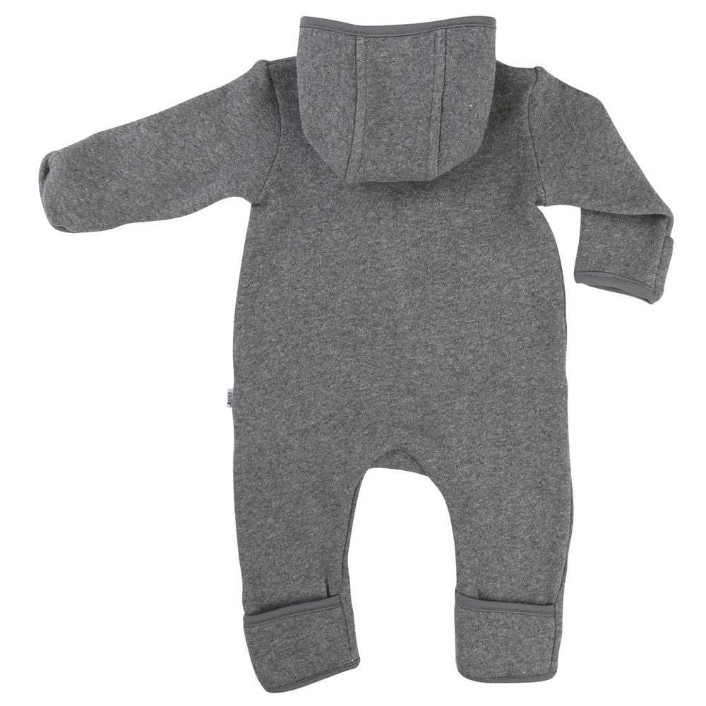 1ffd36ecd6 Hugo Boss Baby Boys Grey Polar Onesie Baby Rompers & Onesies Boss Hugo Boss  [Petit_New_York