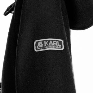 Karl Lagerfeld Boys 'Wild Block' Wool Toggle Coat Boys Jackets & Coats Karl Lagerfeld Kids [Petit_New_York]
