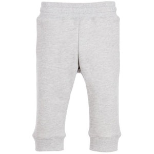 Kenzo Baby Boys Grey Emoji Sweatpants Baby Bottoms Kenzo Paris [Petit_New_York]