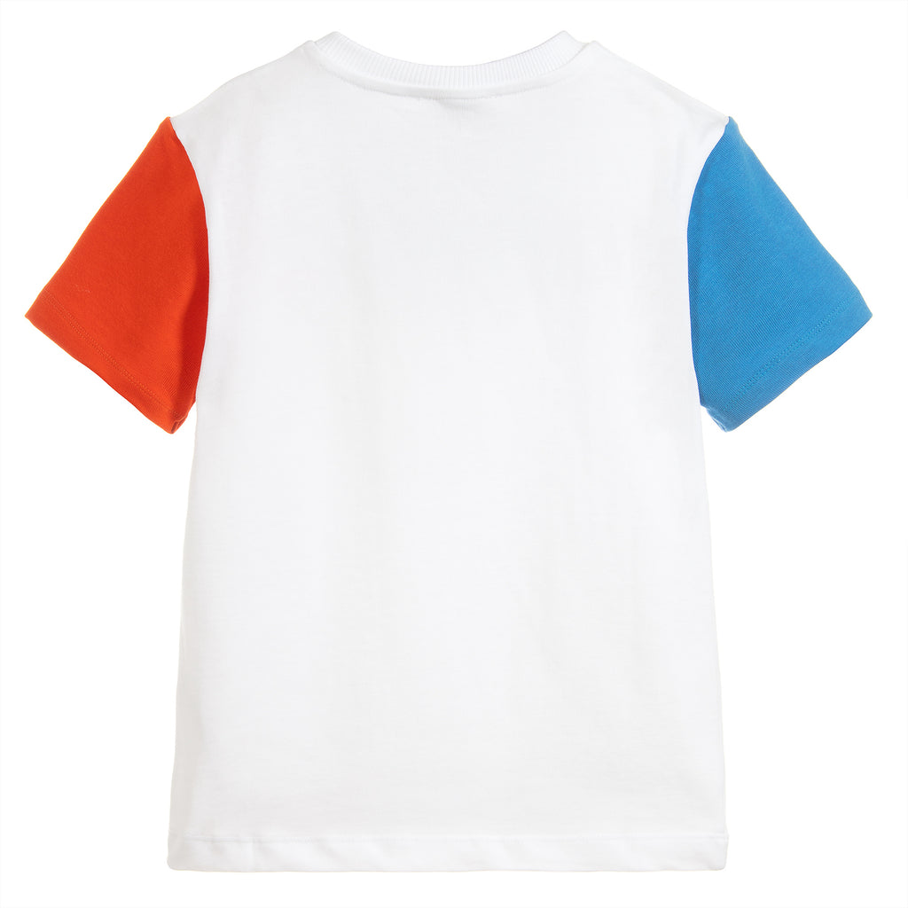 Kenzo Paris Colorful Logo T-shirt (unisex)