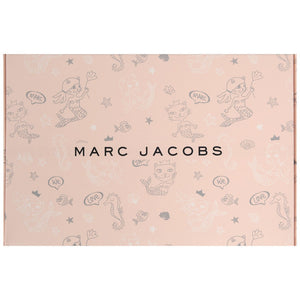Little Marc Jacobs Baby Girls Ivory Two-piece Gift Set Baby Dresses Little Marc Jacobs [Petit_New_York]
