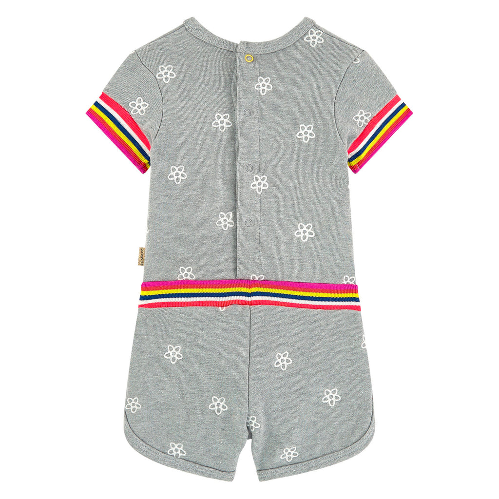 Baby Girls Logo One-Piece Playsuit