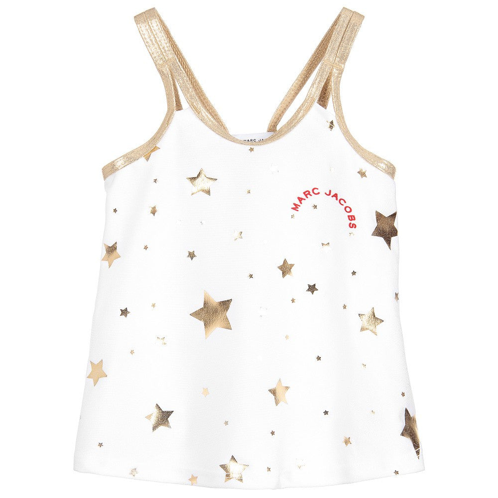 Little Marc Jacobs Baby Girls Two-Piece Swimsuit Baby Swimwear Little Marc Jacobs [Petit_New_York]