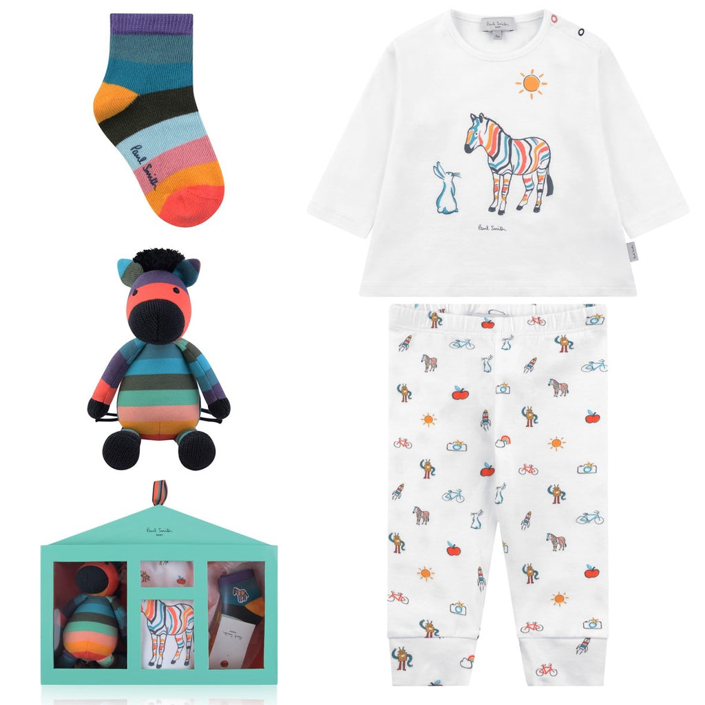 Paul Smith Baby Boys Four Piece Gift Set