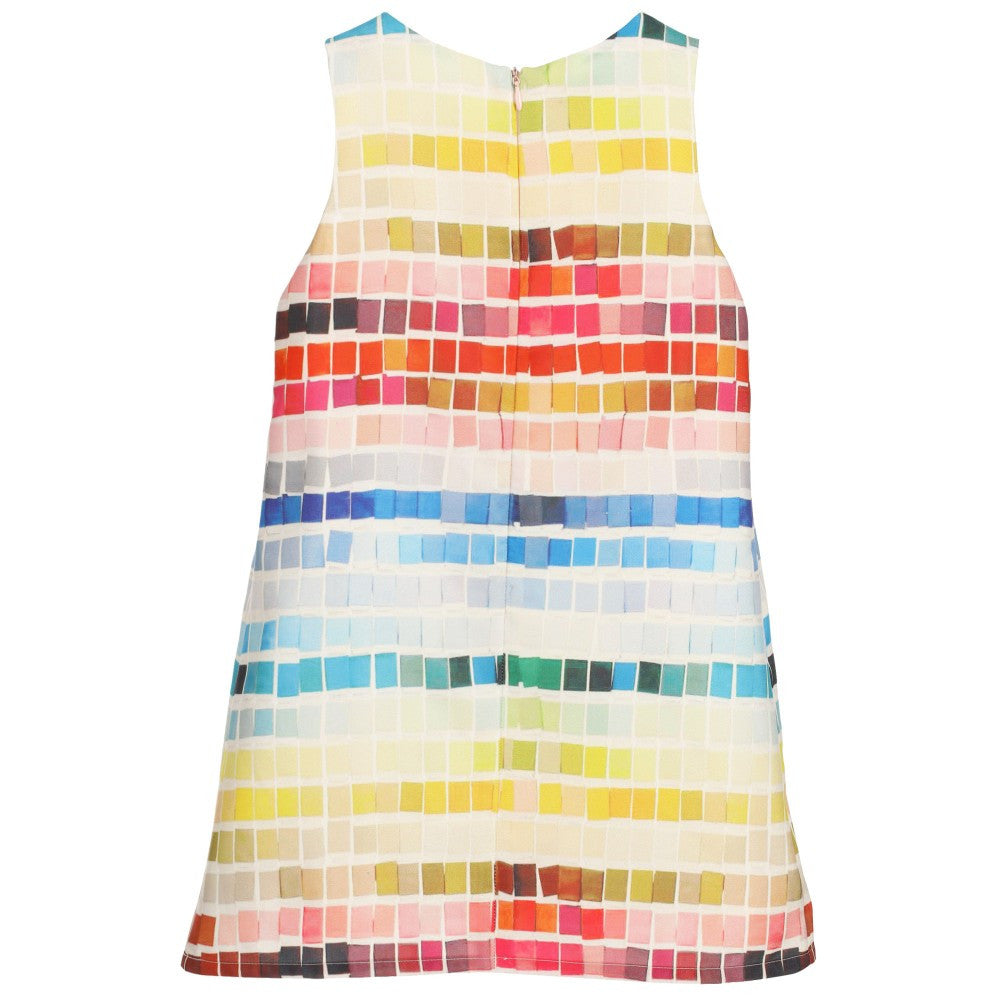 Paul Smith Girls Colorful 'Nelly' Print Dress