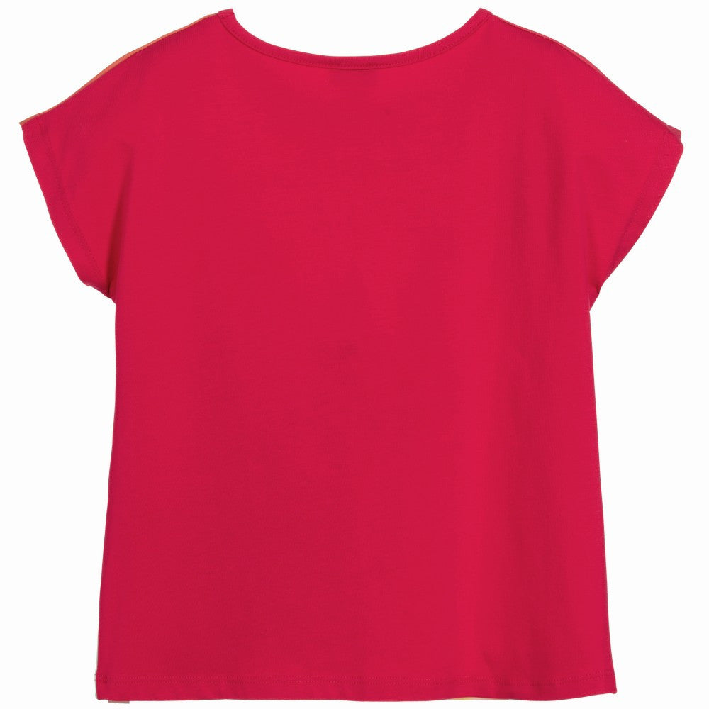 Paul Smith Girls 'Nalicia' Heart T-shirt