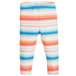 Paul Smith Baby Girls Striped Leggings