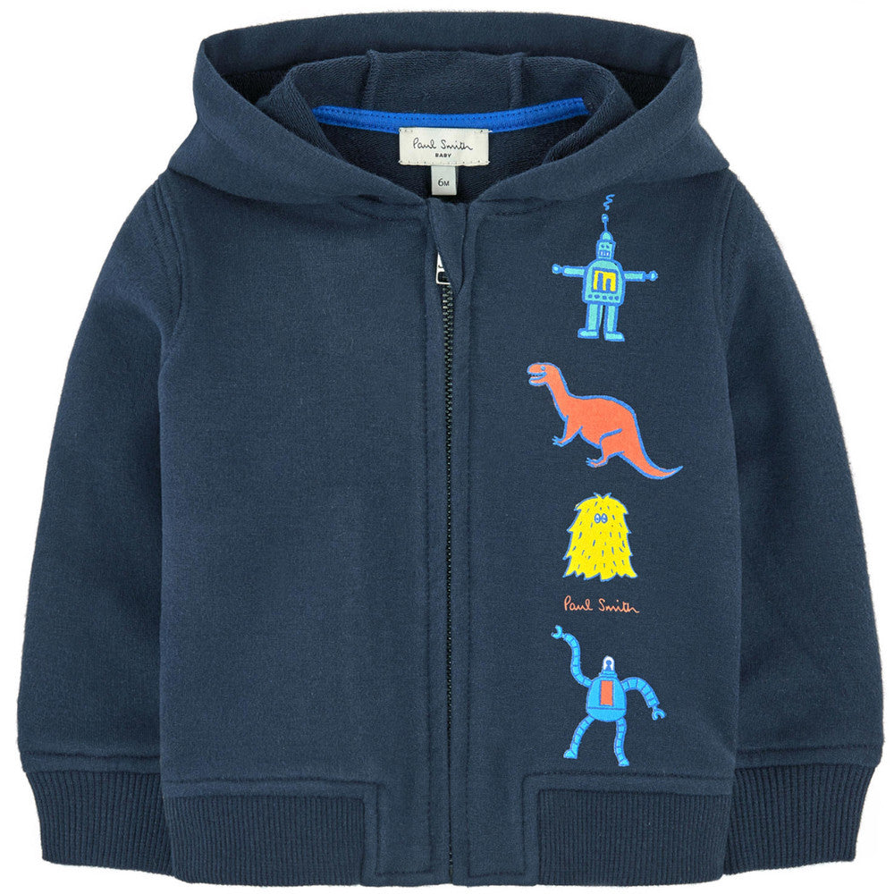 Paul Smith Baby Boys Character Print Hoodie
