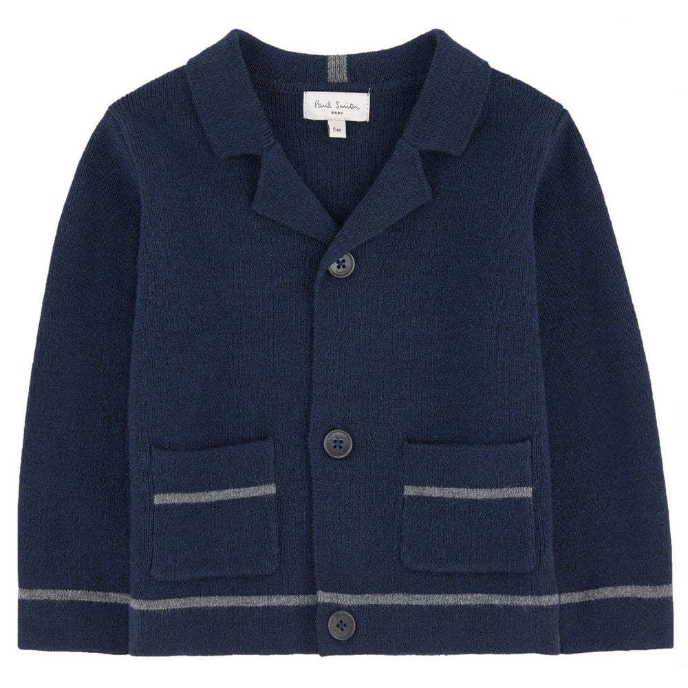 Paul Smith Baby Boys Cashmere Blend Cardigan