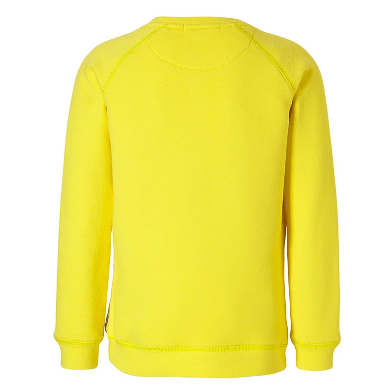 Scotch & Soda Boys Yellow 'Blauw' Sweater
