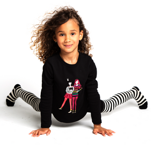Sonia Rykiel Girls Striped Tights Girls Underwear, Socks & Tights Rykiel Enfant [Petit_New_York]