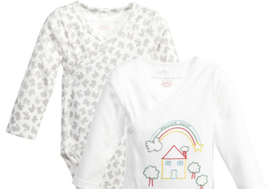 Stella McCartney Baby Rompers Gift Set Baby Rompers & Onesies Stella McCartney Kids [Petit_New_York]
