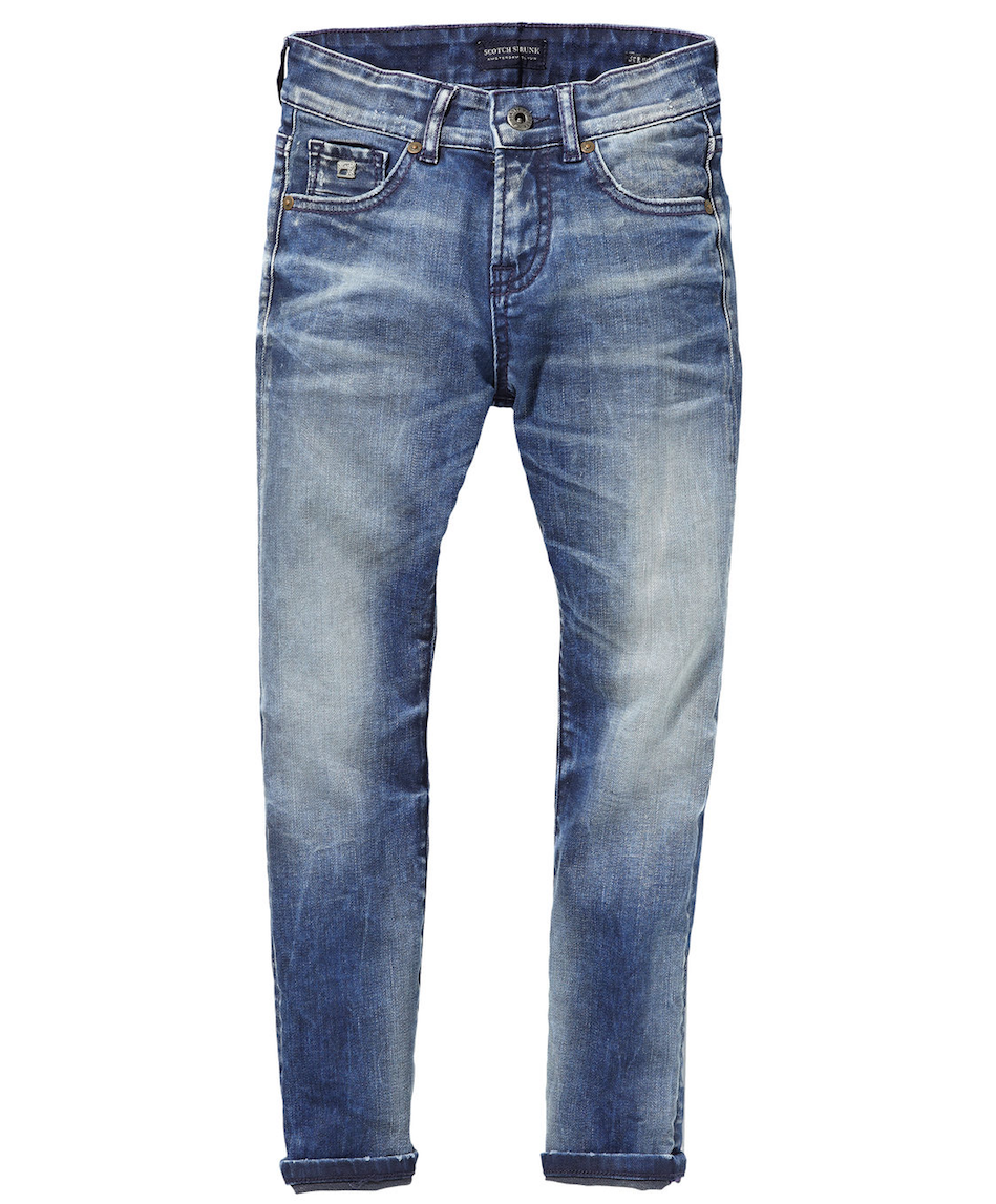 Scotch & Soda Boys Denim Jeans Boys Pants Scotch Shrunk [Petit_New_York]