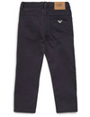Armani Junior Boys Dark Navy Pants Boys Pants Armani Junior [Petit_New_York]