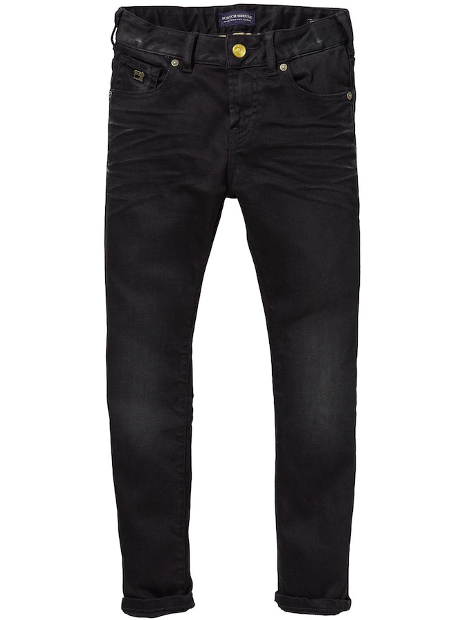 Scotch & Soda Boys Dark Jeans Boys Pants Scotch Shrunk - Petit New York
