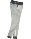 Armani Boys Grey Sweatpants Boys Pants Armani Junior [Petit_New_York]