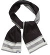 Armani Baby Boys Charcoal/Grey Scarf Baby Hats, Scarves & Gloves Armani Junior [Petit_New_York]