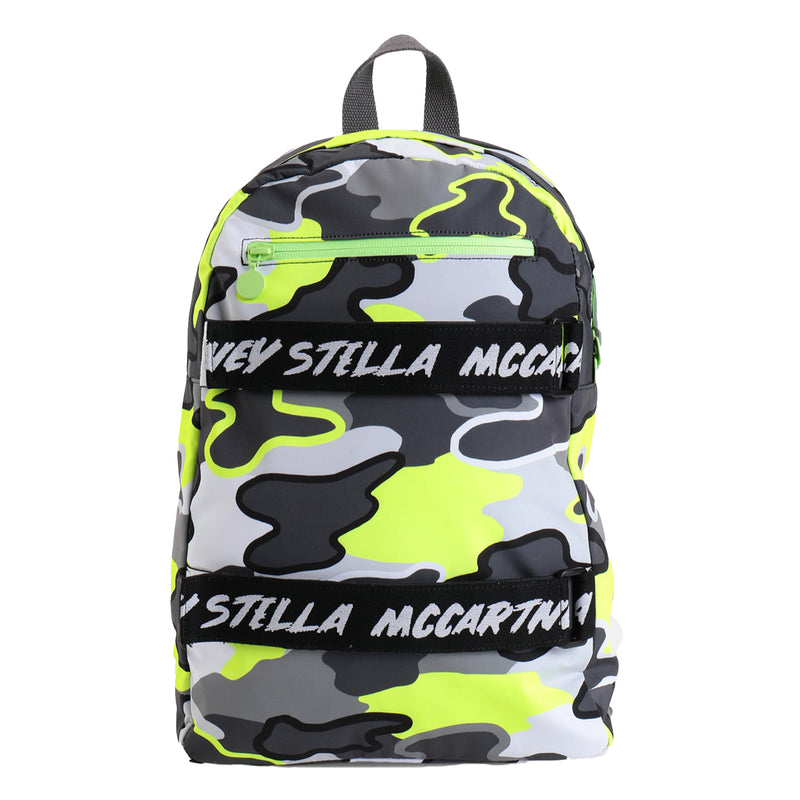 Colorful Camo Backpack