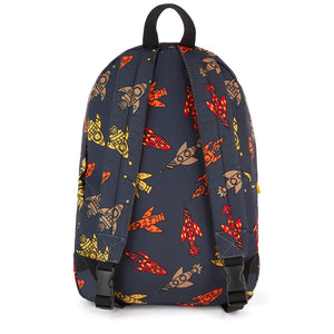 Unisex Backpack with Rocket Print