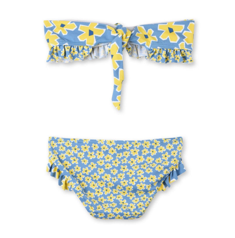 Stella McCartney Girls Daisy Bikini Girls Swimwear Stella McCartney Kids [Petit_New_York]