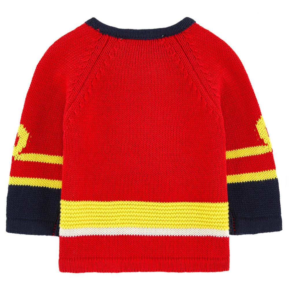Stella McCartney Baby Boys English Guard Sweater