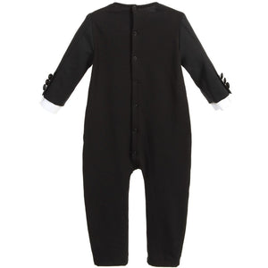 Dsquared2 Baby Boys Formal Tuxedo Onesie Baby Rompers & Onesies Dsquared2 [Petit_New_York]
