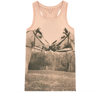 Stella McCartney Girls Horse Print Tank Top Girls Tops Stella McCartney Kids [Petit_New_York]