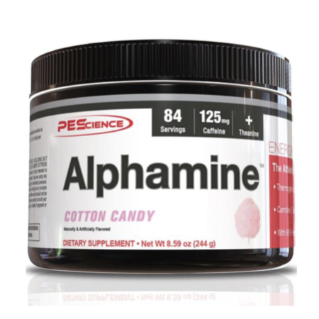 Alphamine Advanced by PEScience | Weight Loss