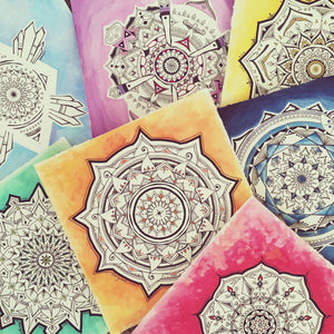 The Intuitive Art of Mandalas E-Guide