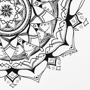 May 2nd Mandala - ORIGINAL