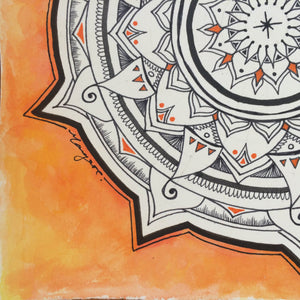 May 9th Mandala ORIGINAL