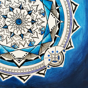 May 13th Mandala ORIGINAL