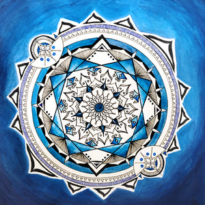 "MadMay Series: Mandala 13 ""Insight"""