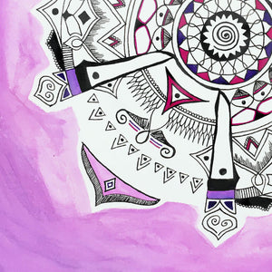 May 14th Mandala ORIGINAL
